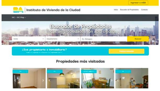 La Ciudad de Buenos Aires lanza su propia plataforma de compraventa de propiedades: ¿cómo funciona?